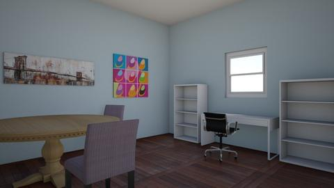 RedGroup2 - Kids room  - by MsCSHawks