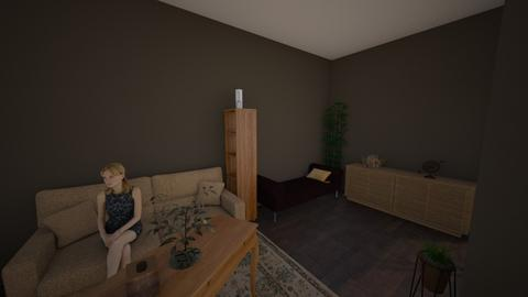 First - Living room  - by Acillll