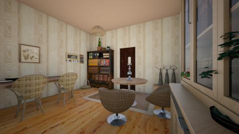 Living room - Retro - Living room  - by linnda123222