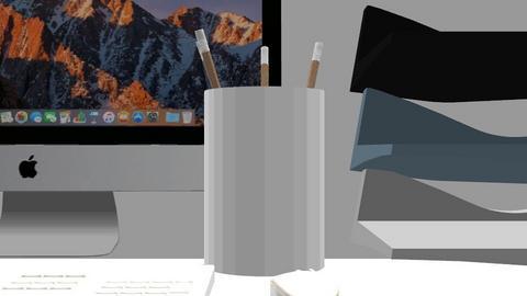 Office - Modern - Office  - by rizkaaa