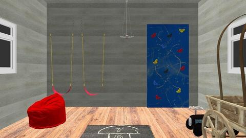 Bethany_Billeter 3A - Kids room  - by Janet Tingey
