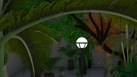 Secret Garden - Garden - by Abby_Druery