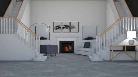 hallway or snug - Living room  - by AGB08