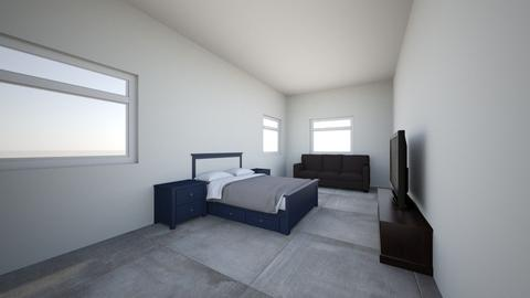 Cuarto - Classic - Bedroom  - by Leyvacarlos