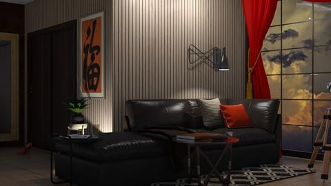 marcello sofa - by nat mi