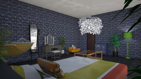 client bedroom 2  - Bedroom  - by kyleeDobson