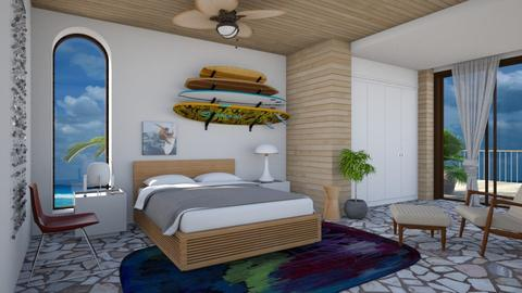 SURF The BED - Eclectic - Bedroom  - by 3rdfloor