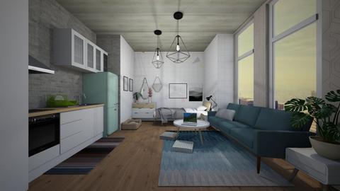 small home - Minimal - by SpookyjimKilljoy