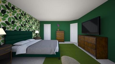 2nd floor - Bedroom  - by ambervictoria26
