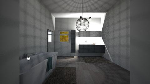 bathroom - Bathroom  - by Ola1904