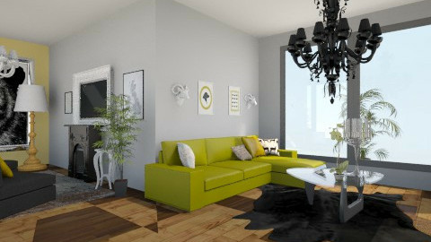 Eeclivingroom - Living room - by Eericacaloi
