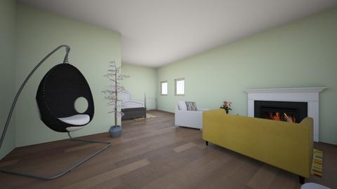 Cute Cozy Room - Bedroom  - by janeiemar888