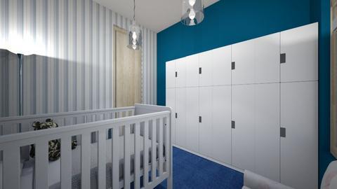 quarto de bebe - Bedroom  - by kelly lucena