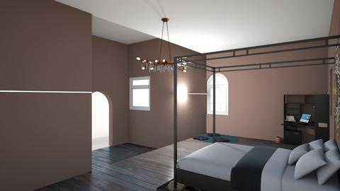 architecture - Bedroom  - by MadelynWitt