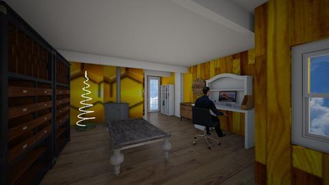 Beehive office - Office  - by benjaminn62