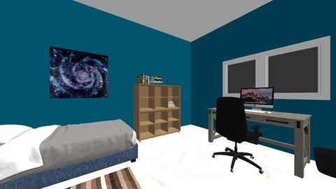 trabajo tecnologia - Modern - Bedroom  - by juankiloppez