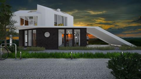 House - Modern - Garden  - by sara andrade