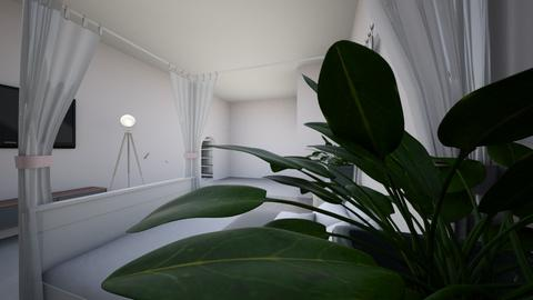 Abbas smart house - Bedroom  - by mrwtps