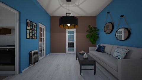 Mini appartamento - Feminine - Living room - by Federica_G1993
