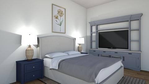 Aditi Narayan - Modern - Bedroom  - by libramilky