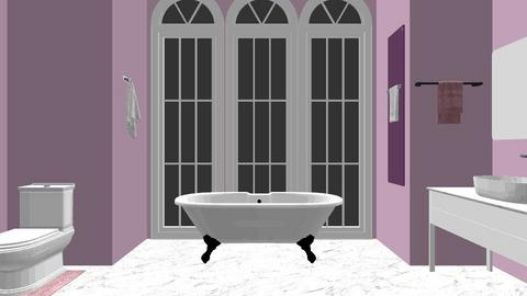 Lavender - Bathroom - by stmaiorino