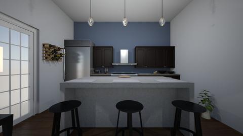 dres apartment - by bexterbeck