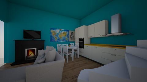 small kitchen - Kitchen  - by PeGaSuSe