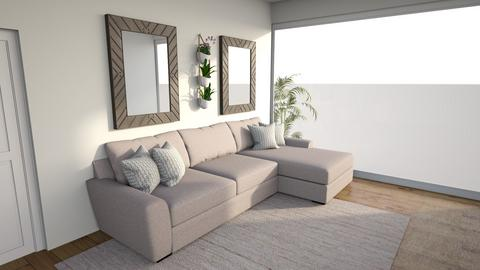 LS for Alex and Ali - Living room  - by TheDutchDesigner
