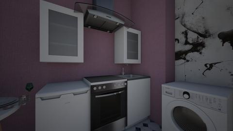 My flat  - Classic - by Inga Iziumova