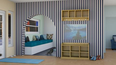 Contest_3_blue_pheebs - Modern - Living room  - by Pheebs09