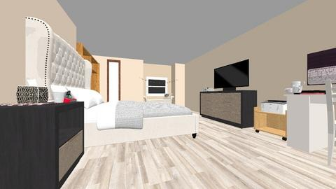 me - Bedroom - by kiki123807