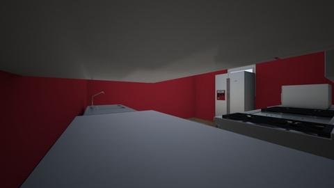shaker kitchen - Kitchen  - by Ransu2021