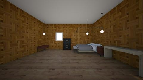 Architecture - Bedroom  - by EbenSmith1
