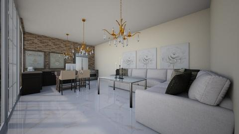 Lobby_Cafe  - Living room  - by ILoveHome3214