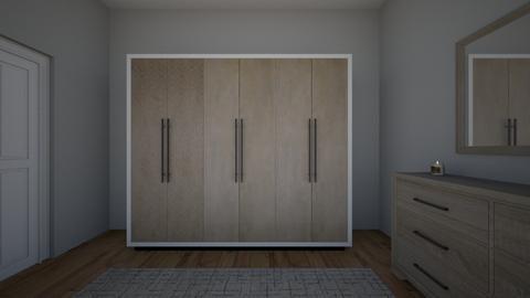 bedroom - Modern - by allesa20