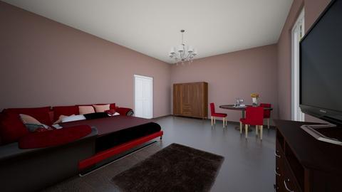bedroom  - Classic - Bedroom  - by zosiawojcik