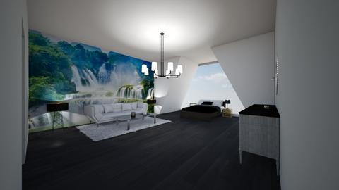 Teen Bedroom  - Modern - Bedroom  - by riordan simpson