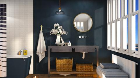Nautical Themed Bathroom - by deleted_1631368019_Melody_night