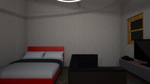 room - Bedroom - by amulhern12345