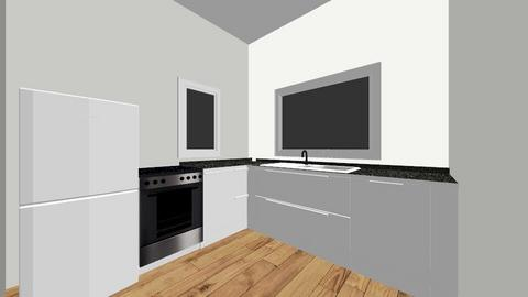 Cocina - Kitchen - by soriolo