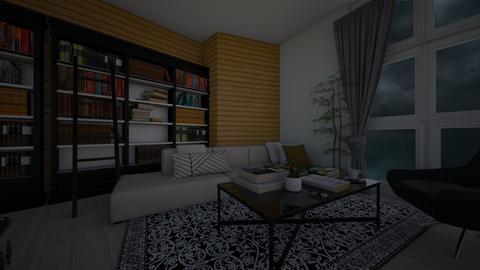 tormento - Living room  - by ana valentina maravilhosa