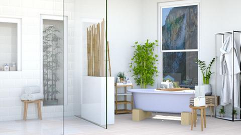 Bathroom  - Modern - Bathroom  - by Jana Nedeljkovic