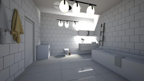 Twerka - Minimal - Bathroom  - by Twerka