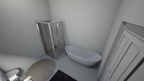 master bath  - Bathroom  - by Annikad21346