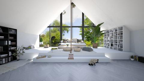 reading_room - Modern - Kids room  - by Marlisa Jansen