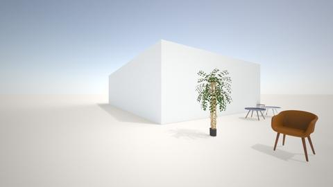 ape - Living room - by luu