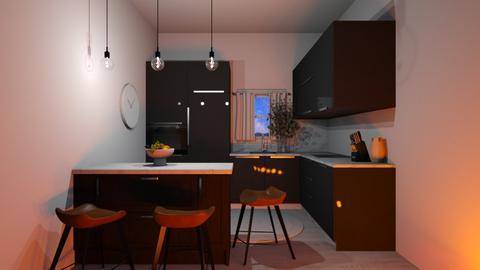 Daisee - Modern - Kitchen  - by evabarrett