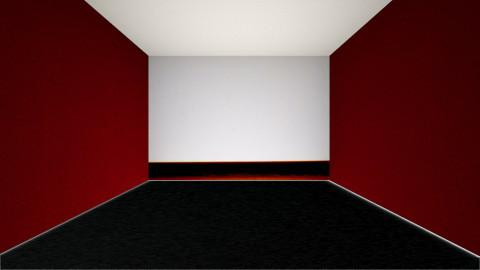 Cinema - Retro - by Hanane Haidoune