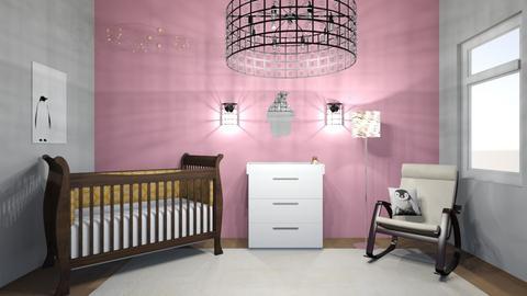 Baby Nursery - Bedroom  - by JaidenM