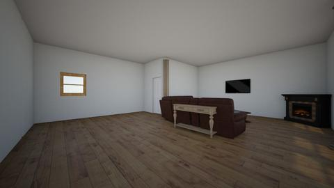 Garage Renovation 2020 - Living room - by jernst07
